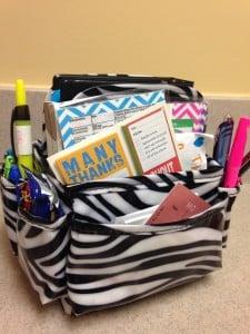 """A true """"goodie bag"""" for nurses :-)"""