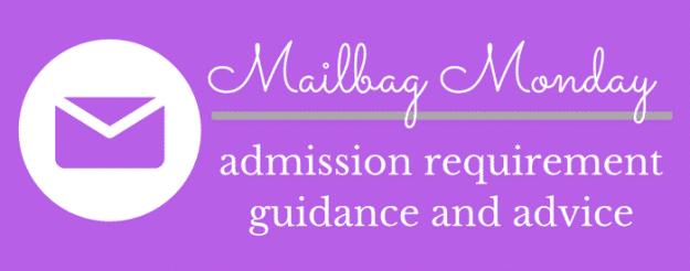 admission nursing school