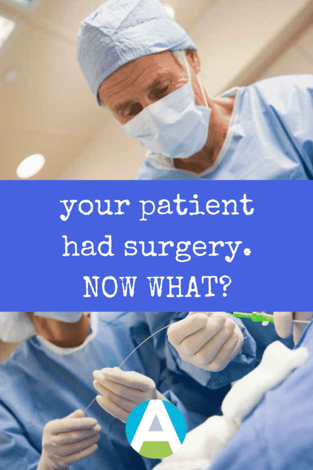 Nursing care of the surgical patient.