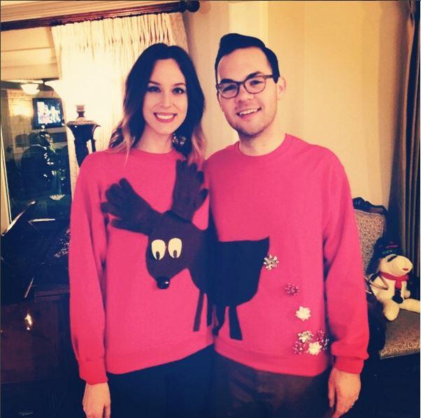 tacky sweater