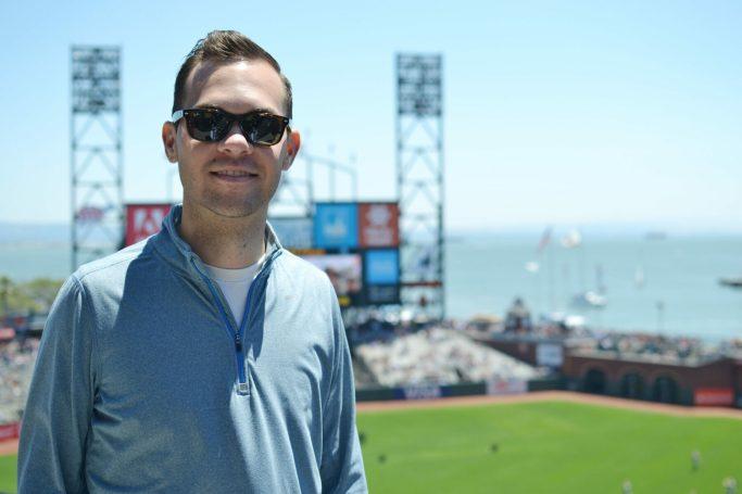 San Francisco Giants baseball stadium