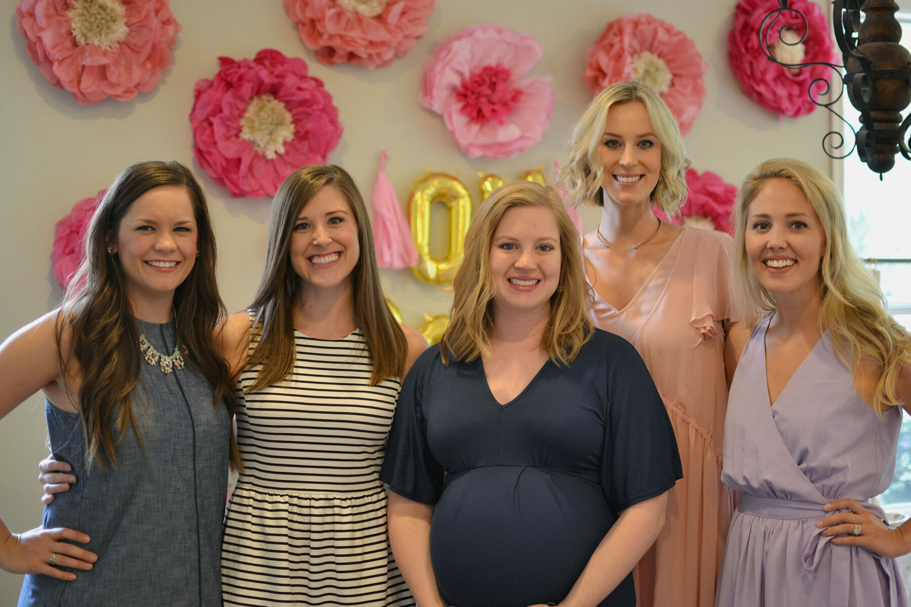 What to Wear to a Baby Shower Straight A Style