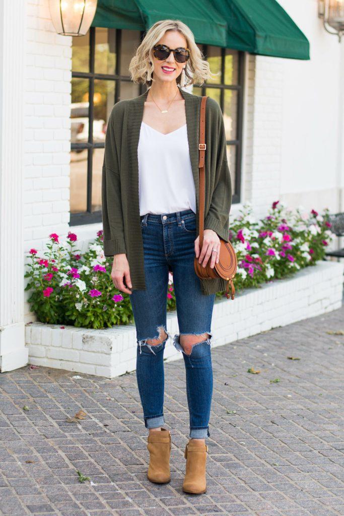 fall essential closet items
