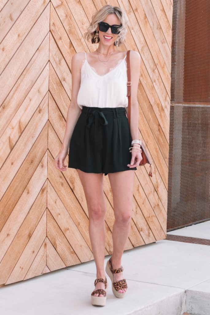 dressy shorts for women, shorts other than denim shorts