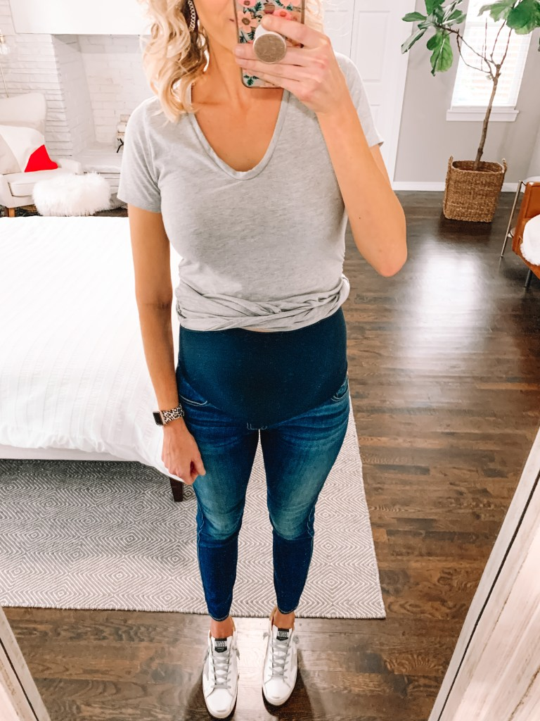 ultimate maternity jeans review