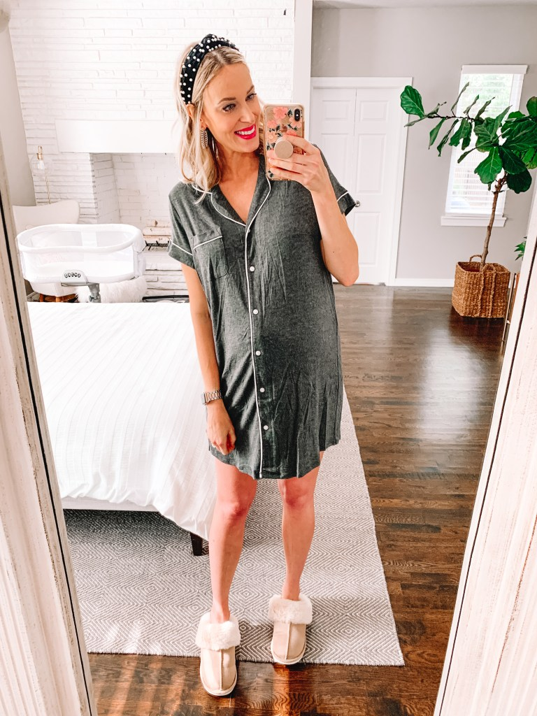 Looking for affordable and nursing friendly pajama sets? I've got you covered with a full review of sets and gowns.