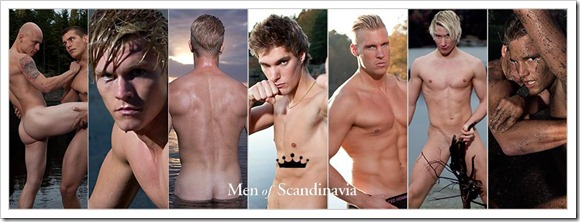 men of scandinavia