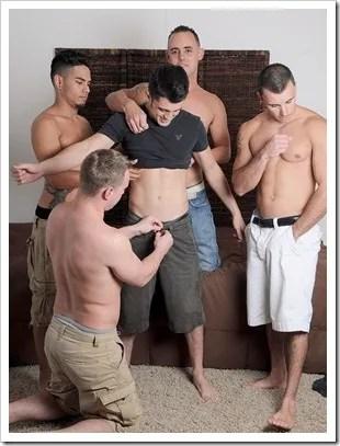 straight fraternity - Garrett and 4 Guys (2)