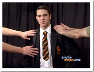 groping hands straight schoolboy Toby (1)