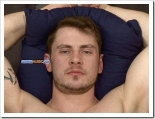groping hands - Muscular tattooed wrestler (18)
