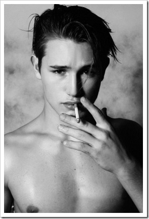 paddy (patrick) mitchell - hollister and abercrombie model (126)
