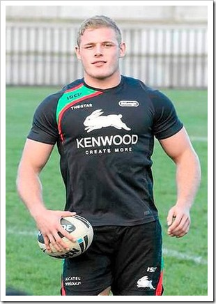 English rugby league player Thomas Burgess (1)