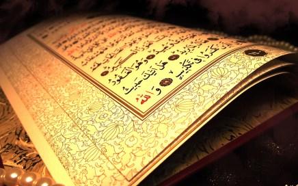 """Koran StraightFrom Afbeelding bij """"De dreiging van de Islam"""""""