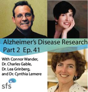 Alzheimer's Disease Research pt 2 ep 41