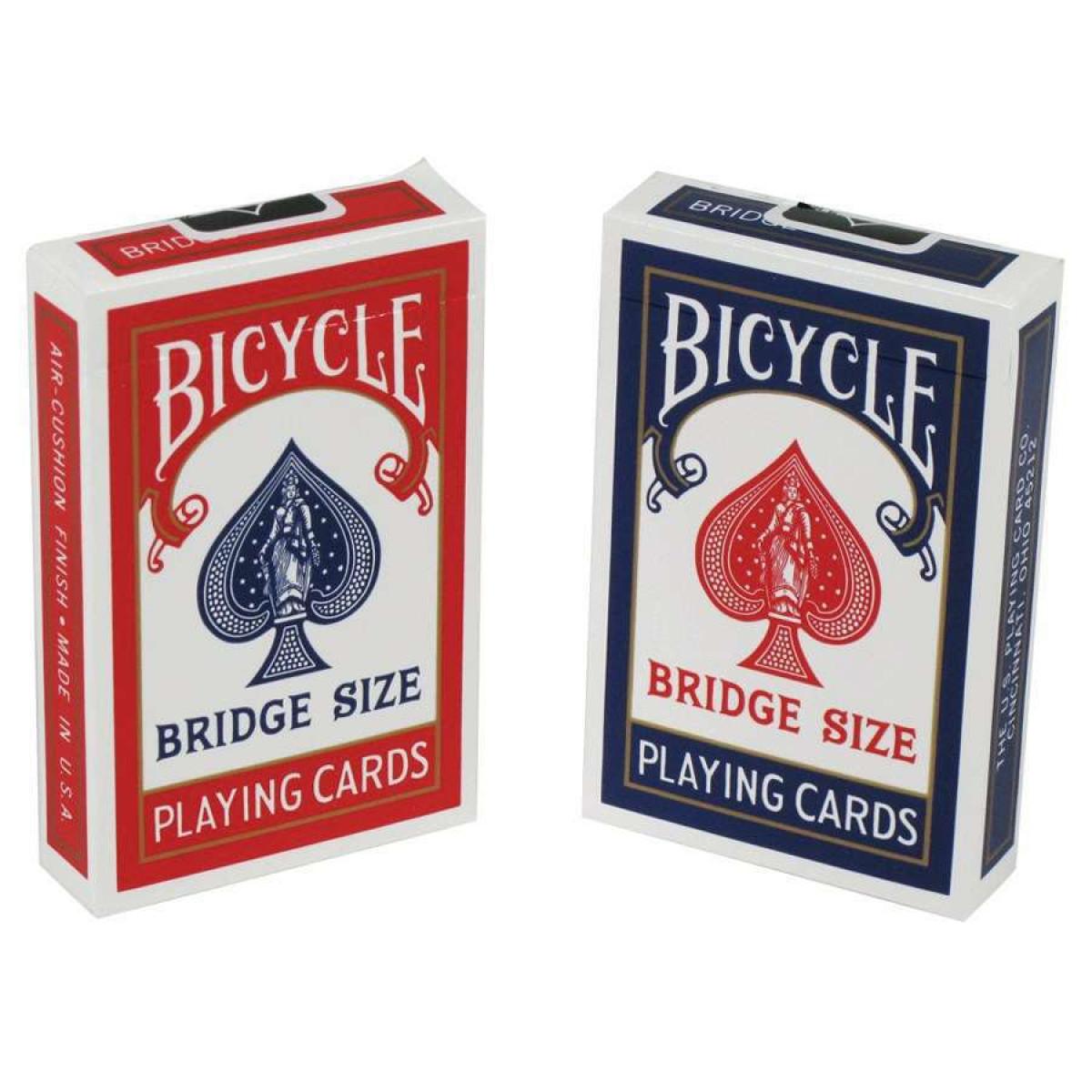 Bicycle Bridge Playing Cards 24 Decks