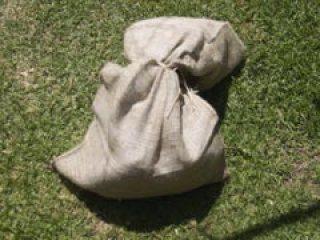 Completed Sandbag