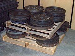 Used Plates