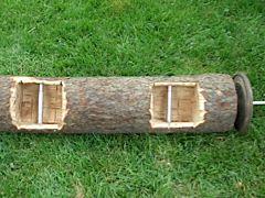DIY Stongman log