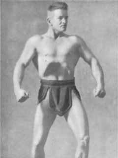 Don Athaldo as pictured in Health, Strength & Muscular Power