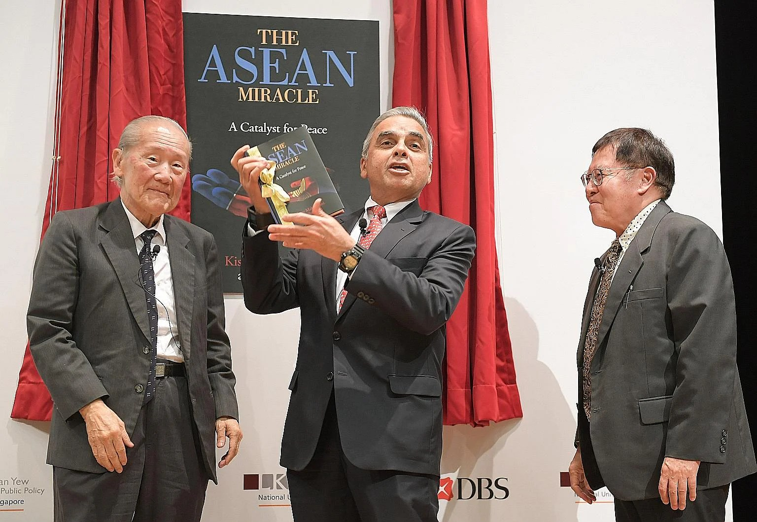 Image result for Book The ASEAN Miracle