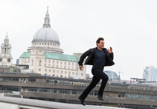 Image result for Better with age? Tom Cruise's latest 'Impossible' tops box office