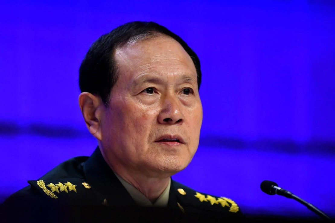 China does not want to vie for No. 1 position: Chinese Defence Minister Wei  Fenghe, Singapore News & Top Stories - The Straits Times