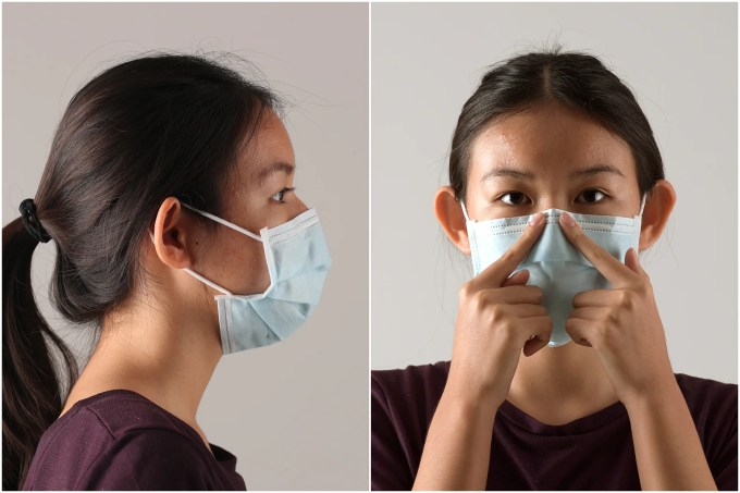 Coronavirus: Who needs to wear a mask and what's the proper way to ...