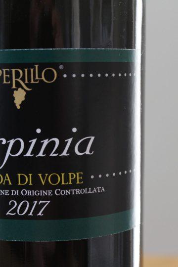 Irpinia Coda di Volpe 2017, Perillo