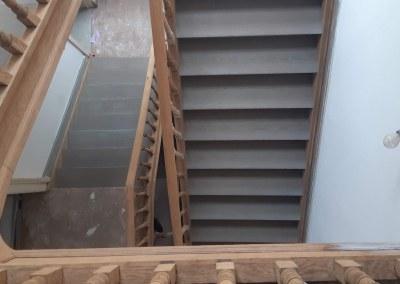 Stralen van trappen