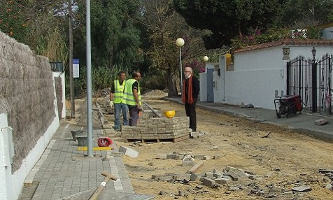 Conil Calle Huelva