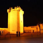 Torre de Guzmán bei Nacht