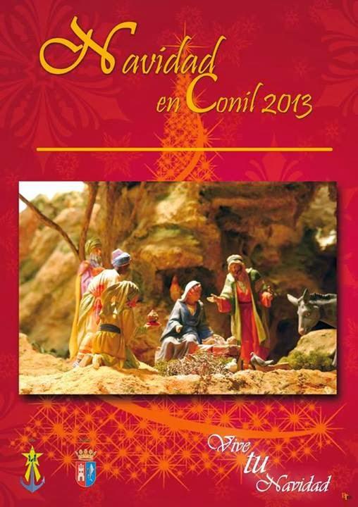 Weihnachten in Conil 2013