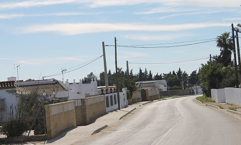 Carretera Barrio Nuevo