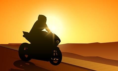 Motorradtreffen in Conil