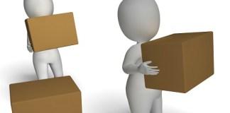 Paketdienste in Andalusien