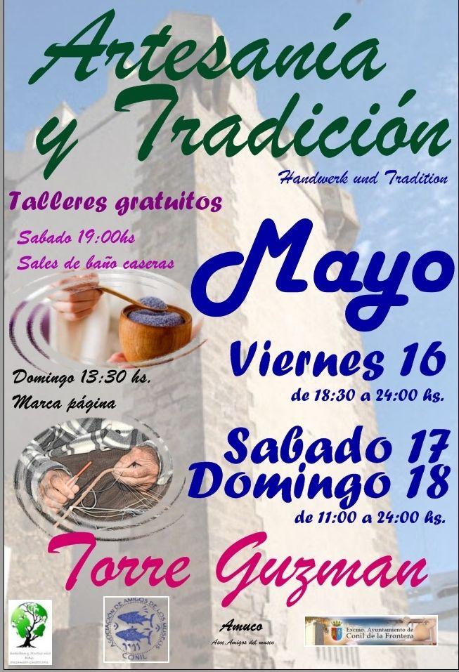 Handwerk und Tradition in Conil