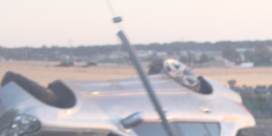 Mercedes Unfall