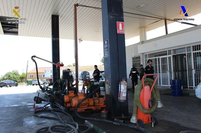 Diesel-Mafia Betrug in Spanien
