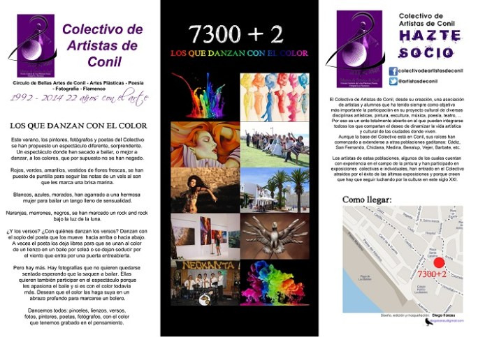 Danzan  con el color Flyer