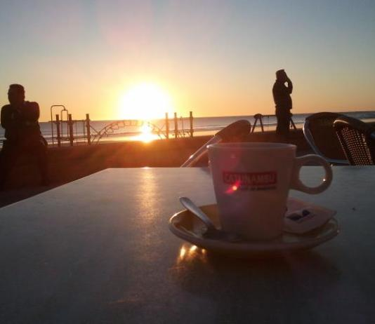 Kaffee in Andalusien