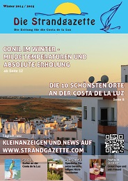 strandgazette-winter2014-cover