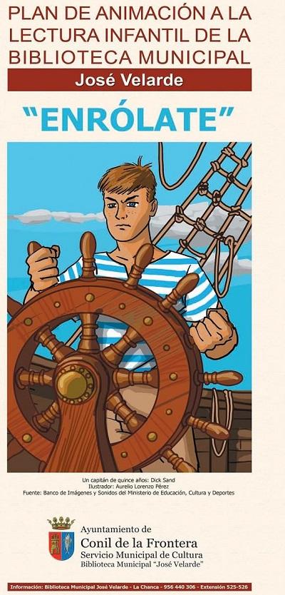 Navegando entre cuentos Conil