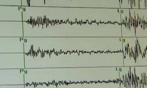 Erdbeben in Madrid