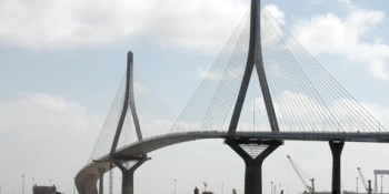 Brücke Cadiz