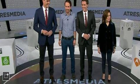 Debatte Spanien