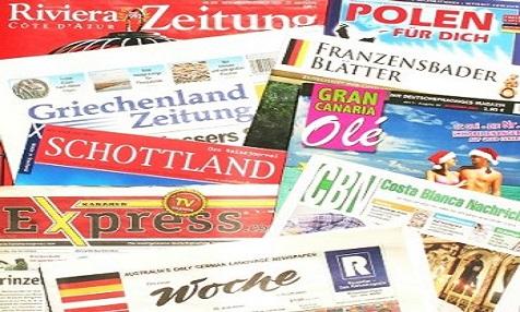 Deutsche Zeitung in Spanien
