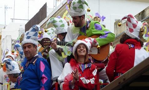 Karneval in Cadiz