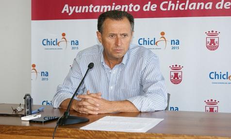 Alcalde Chiclana Román Guerrero