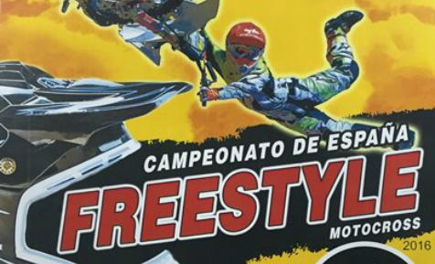 cartel_campeonato_españa_motocross_freestyle