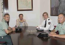 deutsche polizei in chiclana